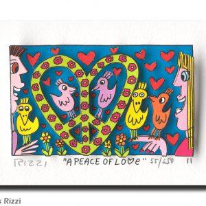 Z53197 Rizzi 2011 01 APeaceOfLove 54 871 300x300 - James Rizzi - Pop-Art der anderen Art