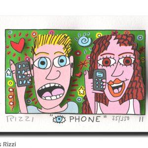 Z53198 Rizzi 2011 01 EyePhone 54 87 300x300 - James Rizzi - Pop-Art der anderen Art