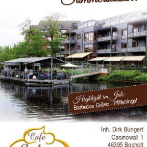 Cafe Sahne 2 300x300 - KUNST TUT GUT und die Cafe Sahne River Lounge in Bocholt
