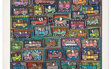 Rizzi Road Trip And ACruise Ship1 464x290 - Online Shop für zeitgenössische Kunst