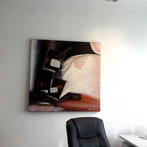 Buero1 300x300 - Kunst tut gut ... Geschäftsräume und Büros einrichten