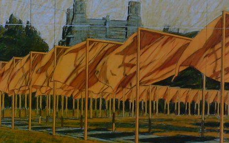 Christo 11 464x290 - Christo verhüllt die Welt - Neu in unserem Online Shop für zeitgenössische Kunst