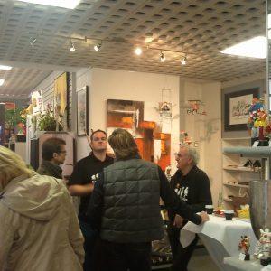 20131117 135838 300x300 - Kunst in Bocholt - WDR zu Besuch bei Otto im Kunsthandel Koenen ART NETWORK