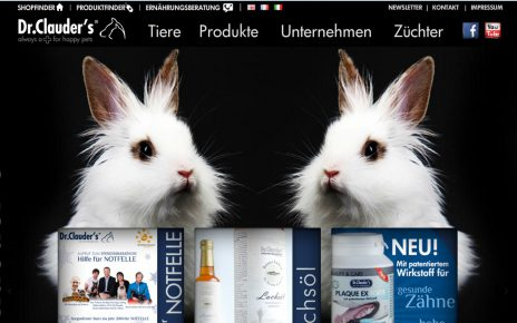 DrClauders Tiernahrung 464x290 - Kunst im Büro - Dr. Clauders Tiernahrung