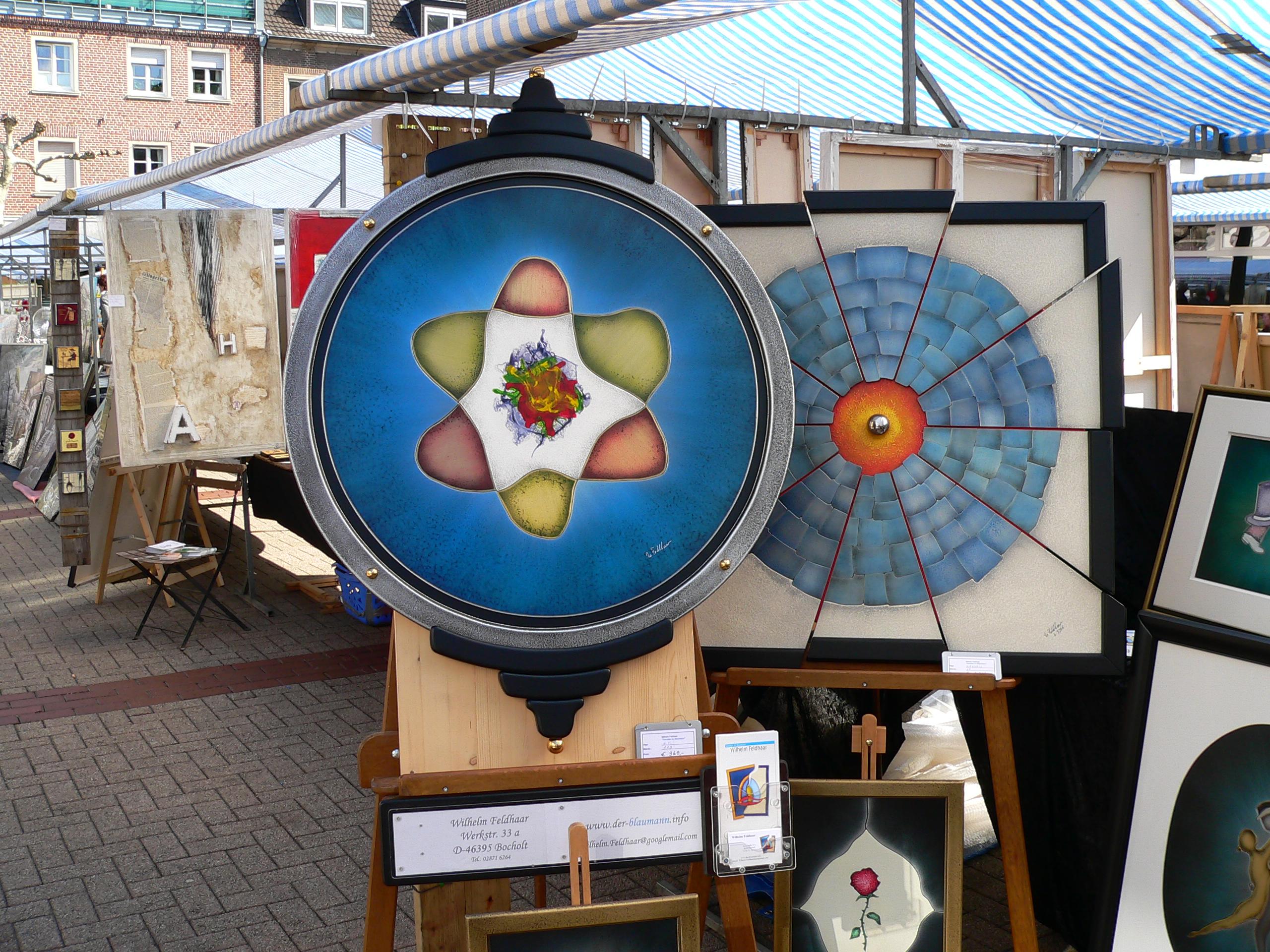 P1160766 - ART NETWORK: Kunst-voll einrichten in Bocholt
