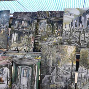 P1160768 1024x768 300x300 - Kunst in Bocholt: Kunstcarree 2014