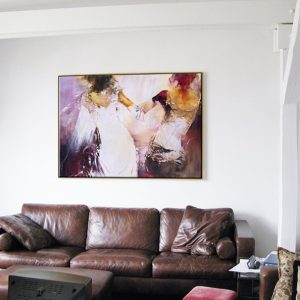 19 300x300 - Schluss mit weißen und kahlen Wänden!