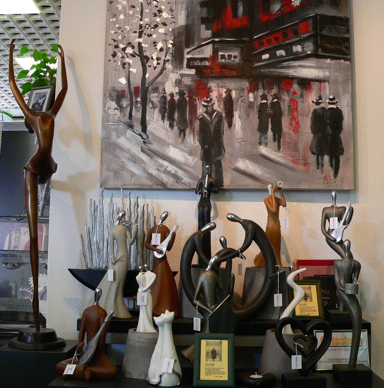 Kunsthandel Koenen1 - Stadtplan Bocholt - 2014
