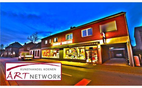 Kunsthandel Koenen ART Bocholt 464x290 - ART NETWORK: Kunst-voll einrichten in Bocholt