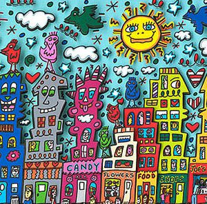 2011 RIZZI Nothing is as pretty as Rizzi City Ausschnitt1 300x296 - James Rizzi - Vernissage am 27. & 28.09.2014 in Bocholt