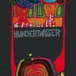 Hundertwasser WORLDTOUR   WELTTOURNEE ml 150x150 - Original Kunst - Bilder und Gemälde in Bocholt