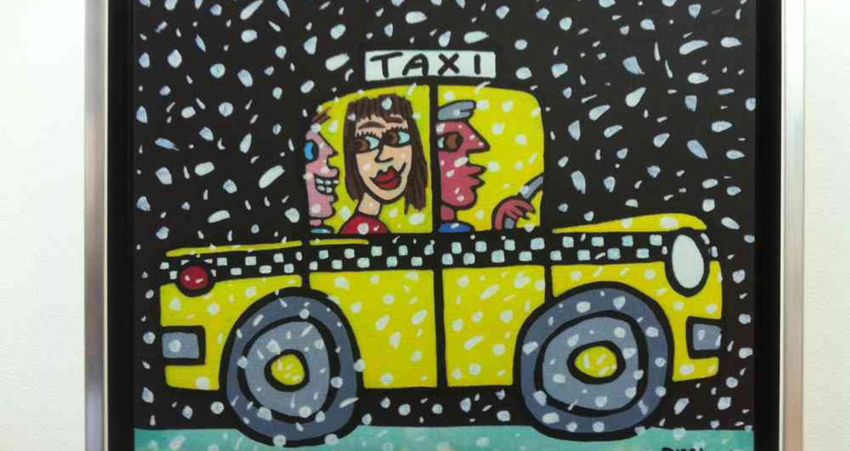 Rizzi Snowwhere bound ml1 1210x642 - Pop Art Siebdrucke von James Rizzi