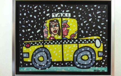 Rizzi Snowwhere bound ml1 464x290 - Pop Art Siebdrucke von James Rizzi