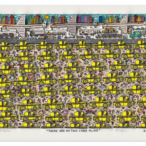 2007 RIZZI There are no two cabs alike ml 300x300 - James Rizzi - Vernissage am 27. & 28.09.2014 in Bocholt