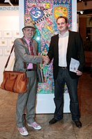 Foto James Rizzi   Peter Koenen Medium - James Rizzi - Einzigartige Unikate