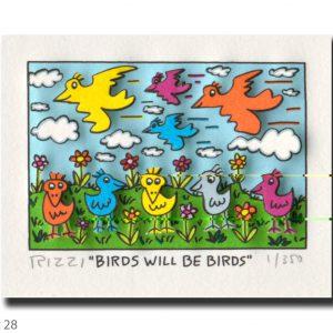 RIZZI10170 birds will be birds 300x300 - Rizzi Ausstellung 2016 - Aktionstage im Kunsthandel Koenen
