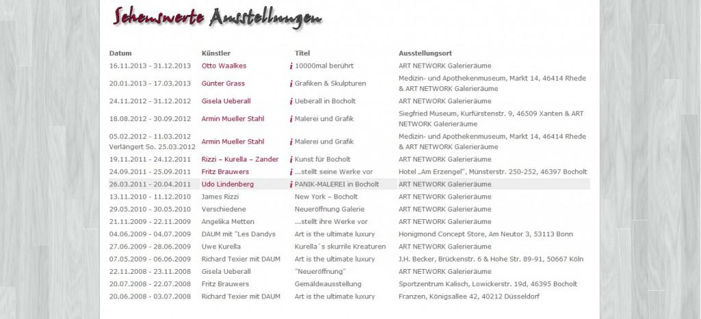 Ausstellungen 1024x466 - Online / Offline - KUNST TUT überall GUT...