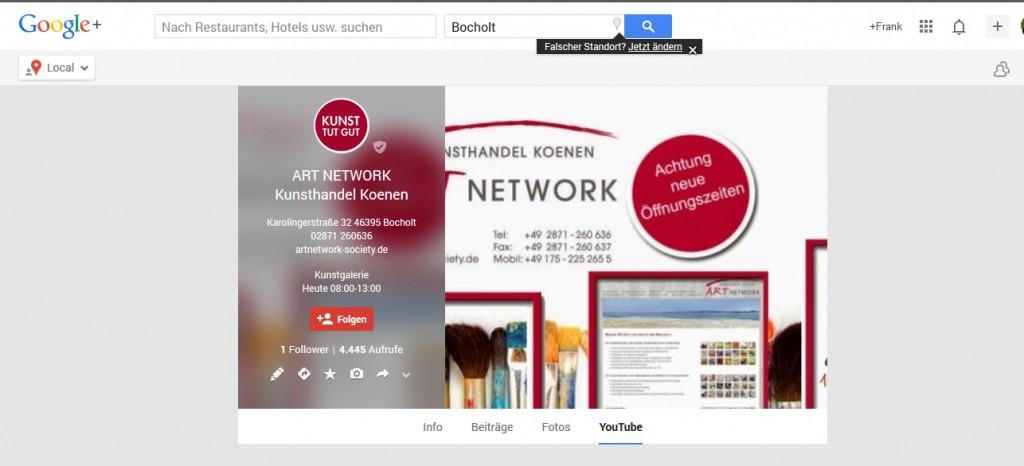 Google 1024x466 - Online / Offline - KUNST TUT überall GUT...
