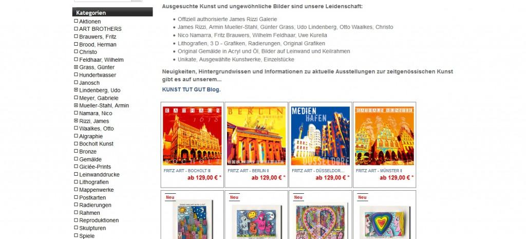 Webshop 1024x465 - Online / Offline - KUNST TUT überall GUT...