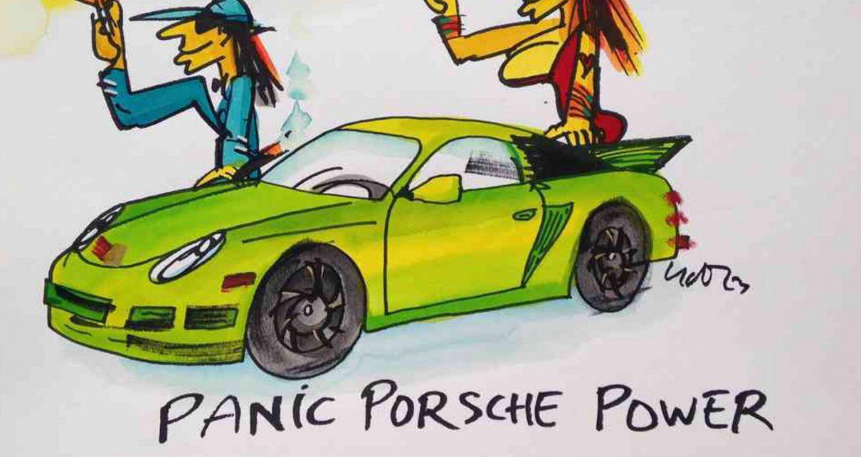 2014.08.14. Udo Lindenberg Panic Porsche Power 1 ml neu Artikel 1210x642 - Original Udo Lindenberg : Neue Bilder - Echte Likörelle und Aquarelle