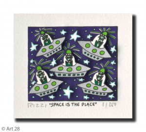 RIZZI10167 space is the place ml 300x272 - RIZZI Ausstellung - LOVE & PEACE FÜR BOCHOLT