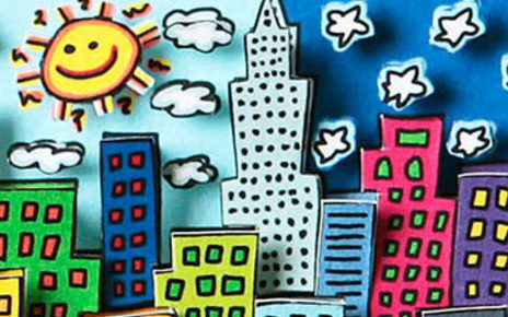 RIZZI Day  Night in my city cut 464x290 - James Rizzi Kollektion 2014