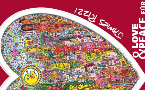 Rizz Verni 464x290 - James Rizzi - Vernissage am 27. & 28.09.2014 in Bocholt