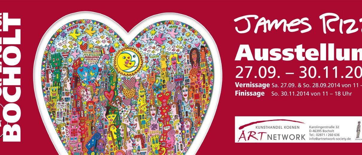 Rizzi Ausstellung Flyer Blog 1210x518 - RIZZI Ausstellung - LOVE & PEACE FÜR BOCHOLT