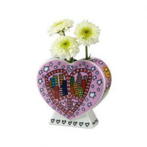 Rizzi Vase 300x300 - James Rizzi - Kunstvolle Accessoires - KUNST TUT GUT TV