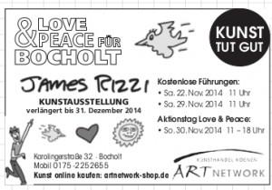 Rizzi Bocholt 300x209 - James Rizzi verlängert in Bocholt bis zum 31.12.2014