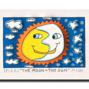 the moon  the sun rizzi 300x300 - Rizzi Ausstellung 2016 - Aktionstage im Kunsthandel Koenen