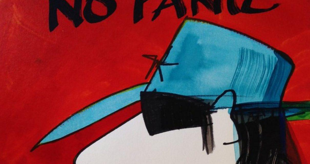 Udo Lindenberg No Panic gr 1210x642 - Udo Lindenberg - Panische Malerei... Hinterm Horizont