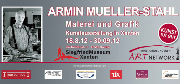 einleger seite 1 - Armin Mueller-Stahl: Castor und Pollux