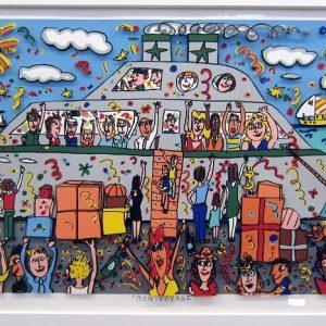 1989 rizzi bon voyage 300x300 - Rizzi Ausstellung 2016 - Aktionstage im Kunsthandel Koenen