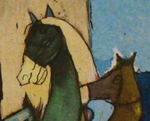 Castor und Pollux Detail Pferde 300x242 - Armin Mueller-Stahl: Castor und Pollux