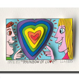 RIZZI10171 rainbow of love 300x300 - Rizzi Ausstellung 2016 - Aktionstage im Kunsthandel Koenen