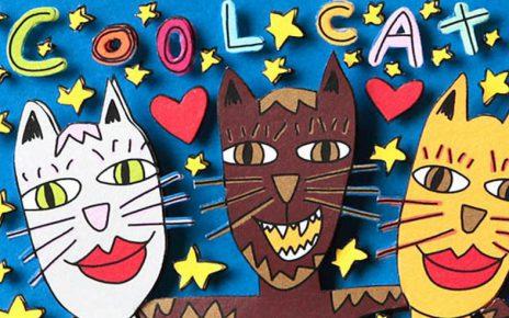 RIZZI Cool Cats2 464x290 - James Rizzi - Dauerausstellung mit über 100 Werken