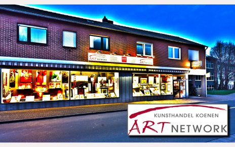 Kunstgalerie Koenen 464x290 - Sonderangebote 50%-70% auf Kunst, Bilder und Skulpturen in der Kunstgalerie Koenen
