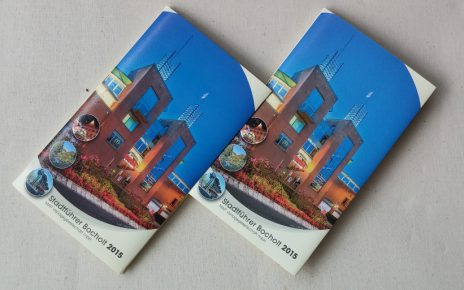 Stadtplan Bocholt1 464x290 - Stadtplan Bocholt 2015 - kostenlos im Kunsthandel Koenen