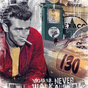 Alu Pit Stop James Dean 300x300 - Devin Miles und The German Pop-Art