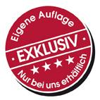 Exklusiv button - Armin Mueller-Stahl malt Andy Warhol - Exklusive Auflage