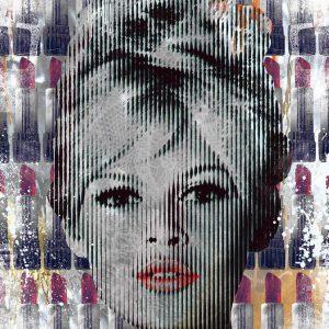 Devin Miles Red Lips Brigitte bardot 300x300 - Devin Miles - Bilder unter der Lupe - Full Speed