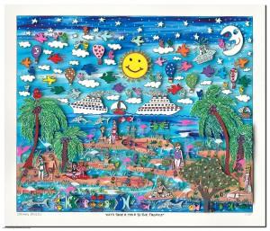 2015 rizzi lets take a trip to the tropics 300x257 - James Rizzi Bilder