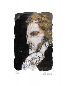 Litho Schiller Mueller Stahl 233x300 - Armin Mueller-Stahl - Portrait zum 70. Geburtstag von Udo Lindenberg