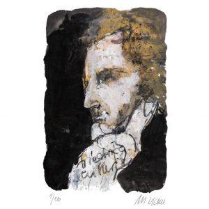 Litho Schiller Mueller Stahl 300x300 - Bob Dylan Portrait: Der – ungewollte? – Nobelpreisträger für Literatur 2016