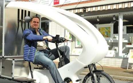 Header Ecargo 1 464x290 - Kunst tut gut - Kunsthandel Koenen fährt  E-Cargo-Bike