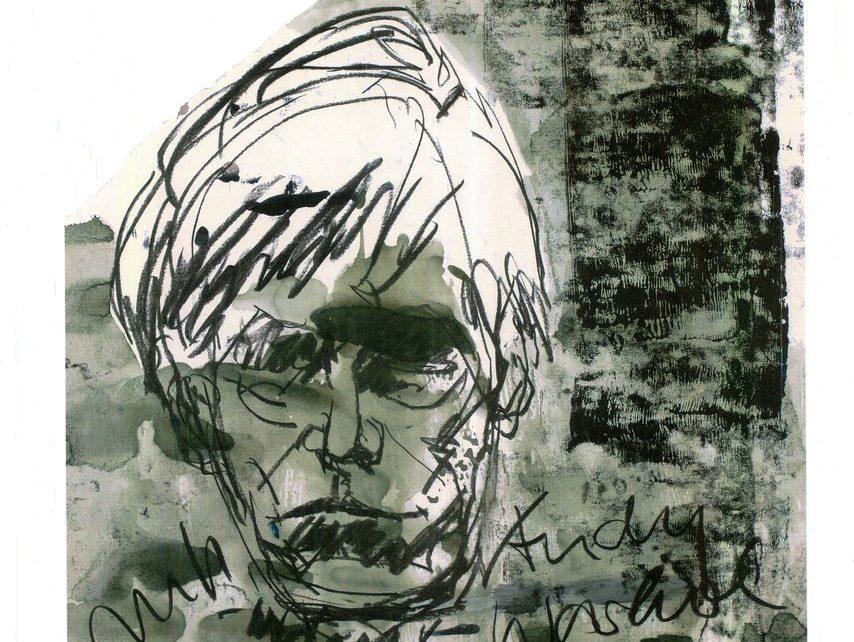 Andy Warhol 854x642 - Das besondere Porträt - Andy Warhol von Armin Mueller-Stahl