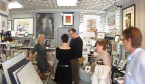 Armin Mueller Stahl  Ausstellung Vernissage 01 e1465293464723 464x271 - 10 Jahre - ART NETWORK - Kunst tut gut TV