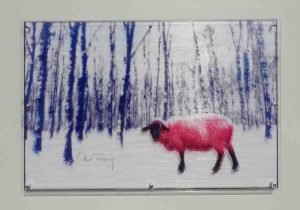 Mr. BOB  120 x 80 300x210 - Paul Thierry - Pop Art Bilder
