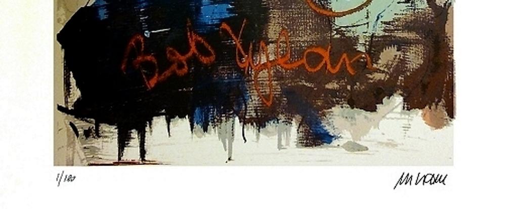 Armin Mueller Stahl   Bob Dylon 1 - Bob Dylan Portrait: Der – ungewollte? – Nobelpreisträger für Literatur 2016